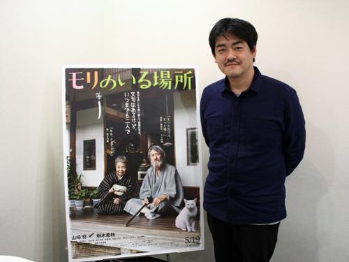 沖田監督写真(キネプレ) (1)