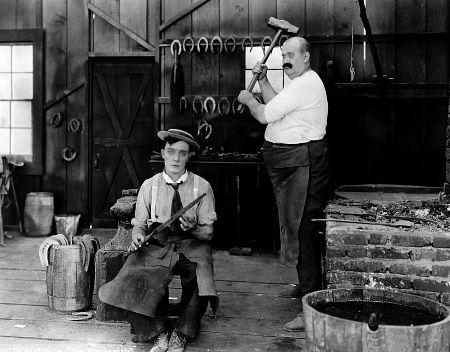 キートンの鍛冶屋3